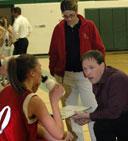 Coach Kevin Farmer