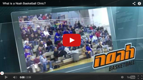 Request a FREE Noah Basketball Shooting Clinic