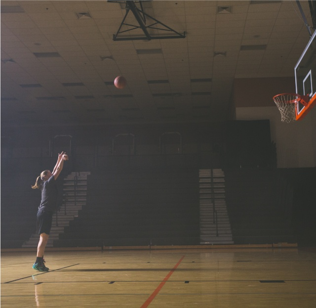 Basketball Shooting Perfect Shot