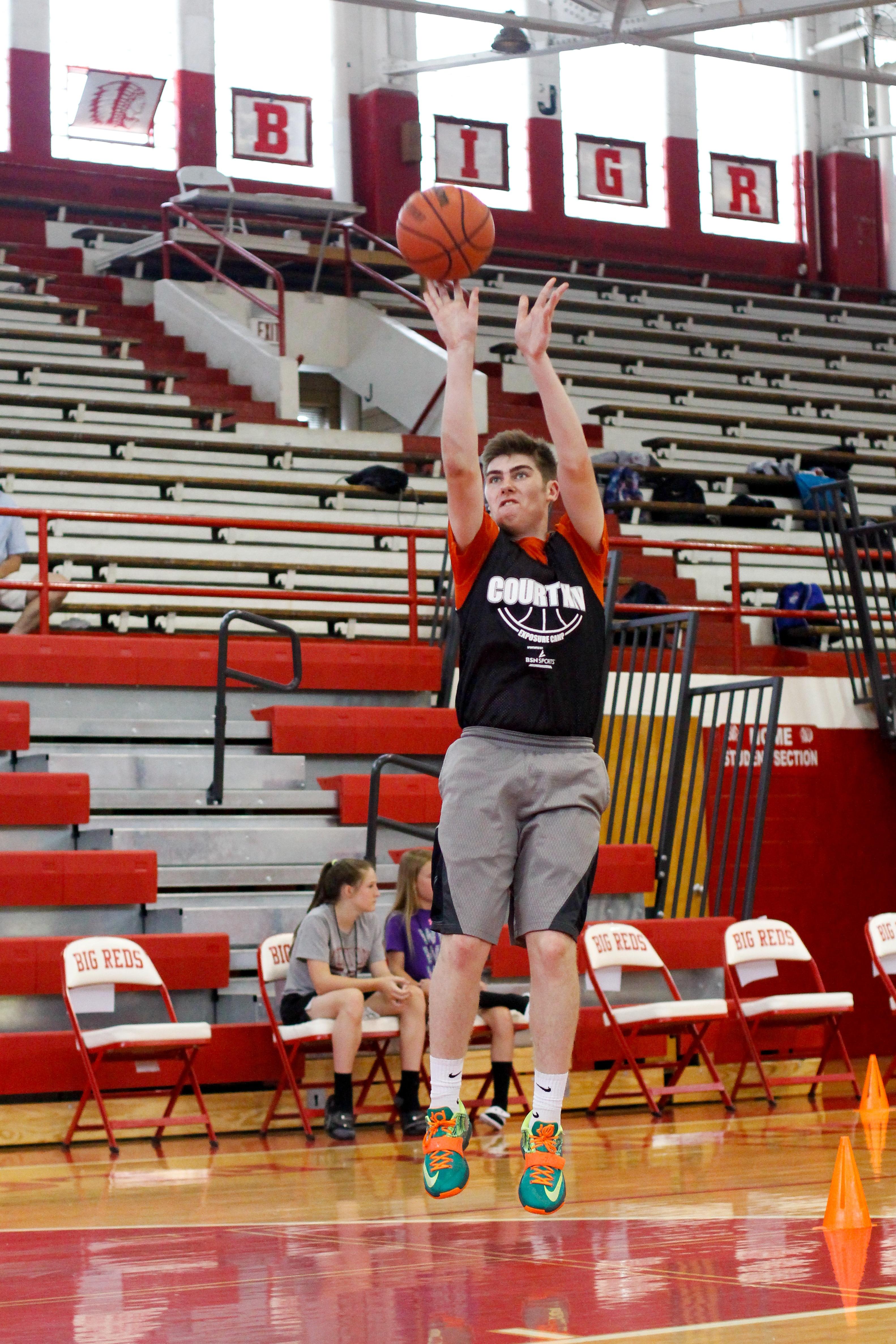 Featured Player: Matt Altenburger - Marietta High School